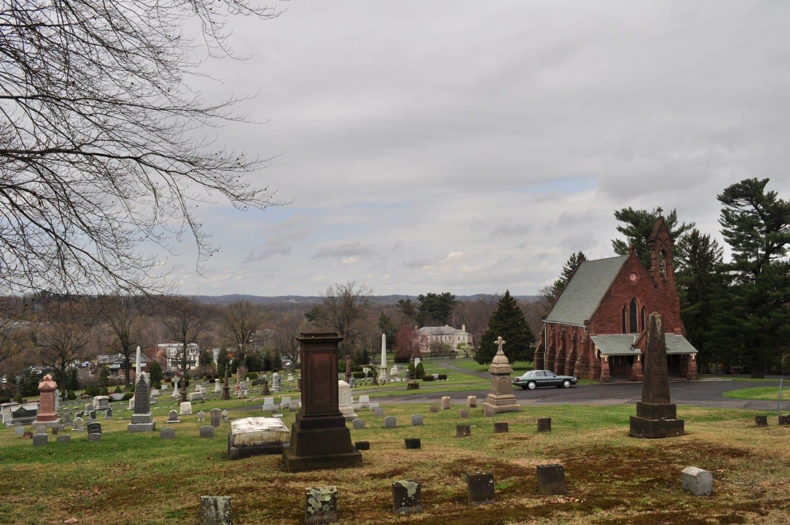Cementerio de Indian Hill Middletown CT Estados Unidos