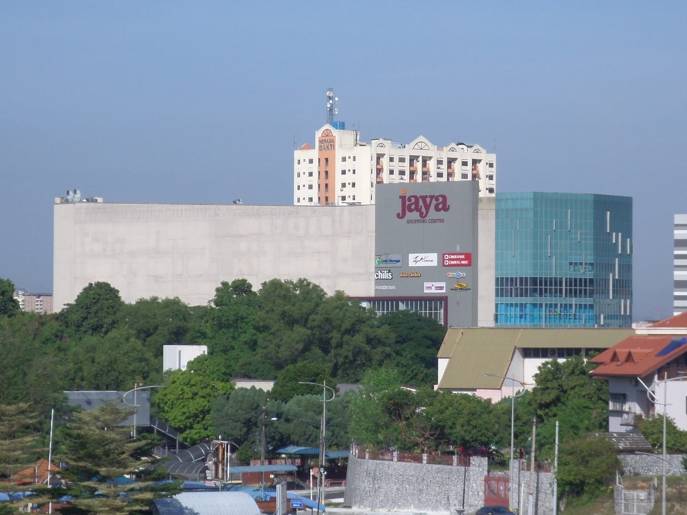 Centro Comercial Jaya Petaling Jaya Malasia