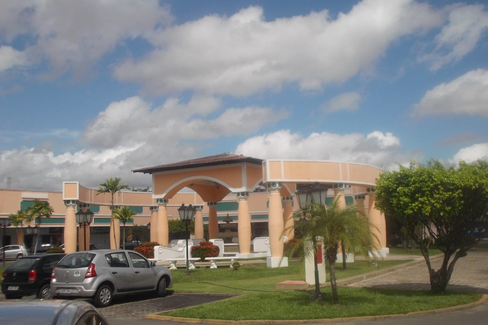 Centro comercial Riverside en Teresina Teresina Brasil