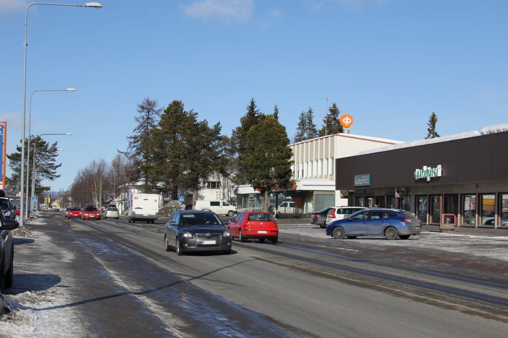 Centro de Kittilä Kittilä Finlandia