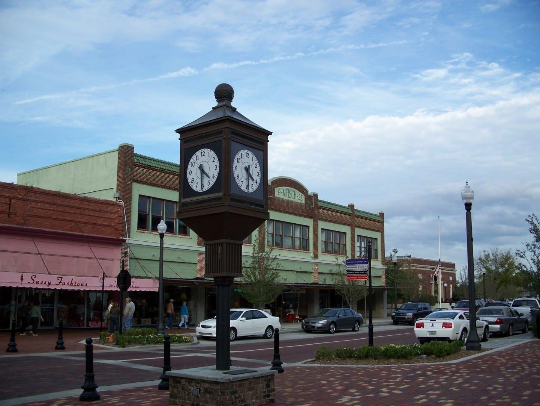 Centro de Sanford, Florida Sanford FL Estados Unidos