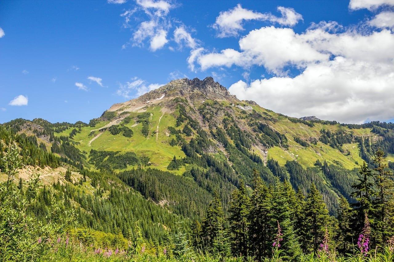 Cheam Mt Chilliwack Montaña Canadá