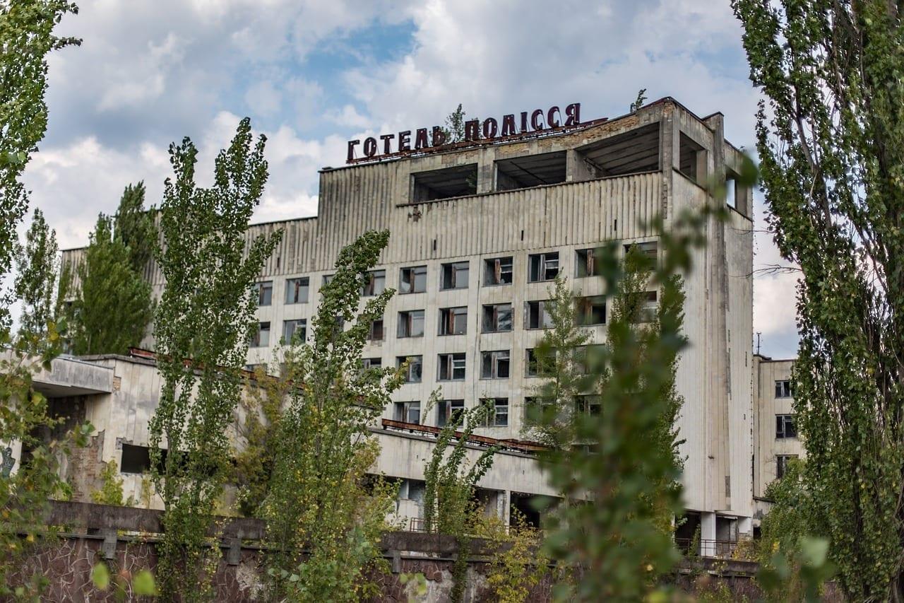 Chernobyl Pripyat Ucrania Ucrania