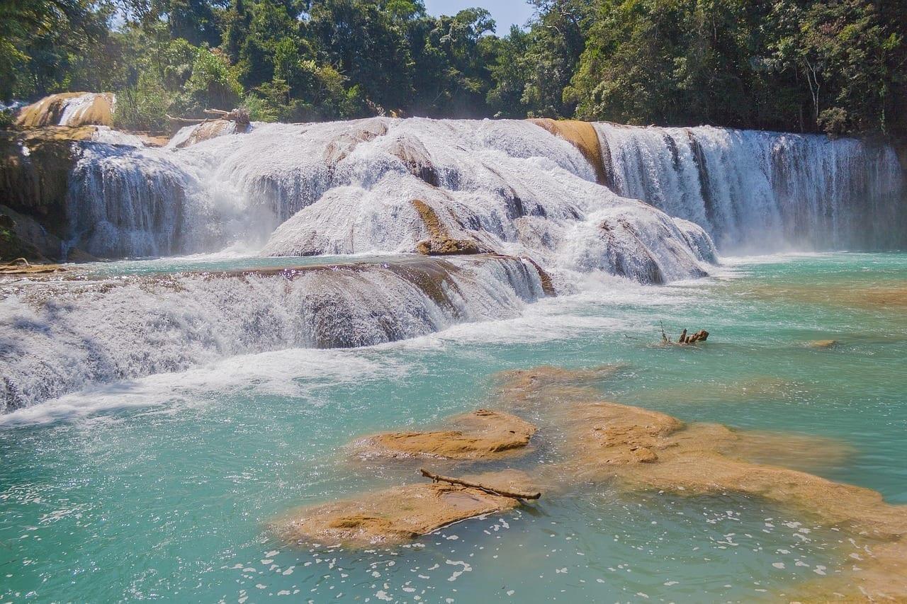 Chiapas México Naturaleza México