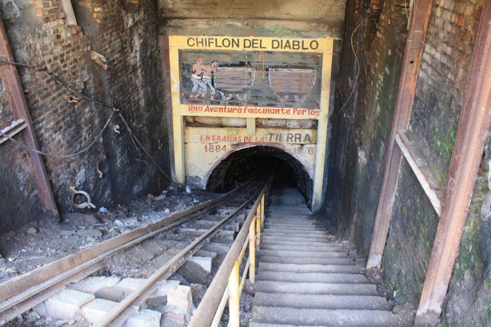 Chiflon del diablo Concepción Chile