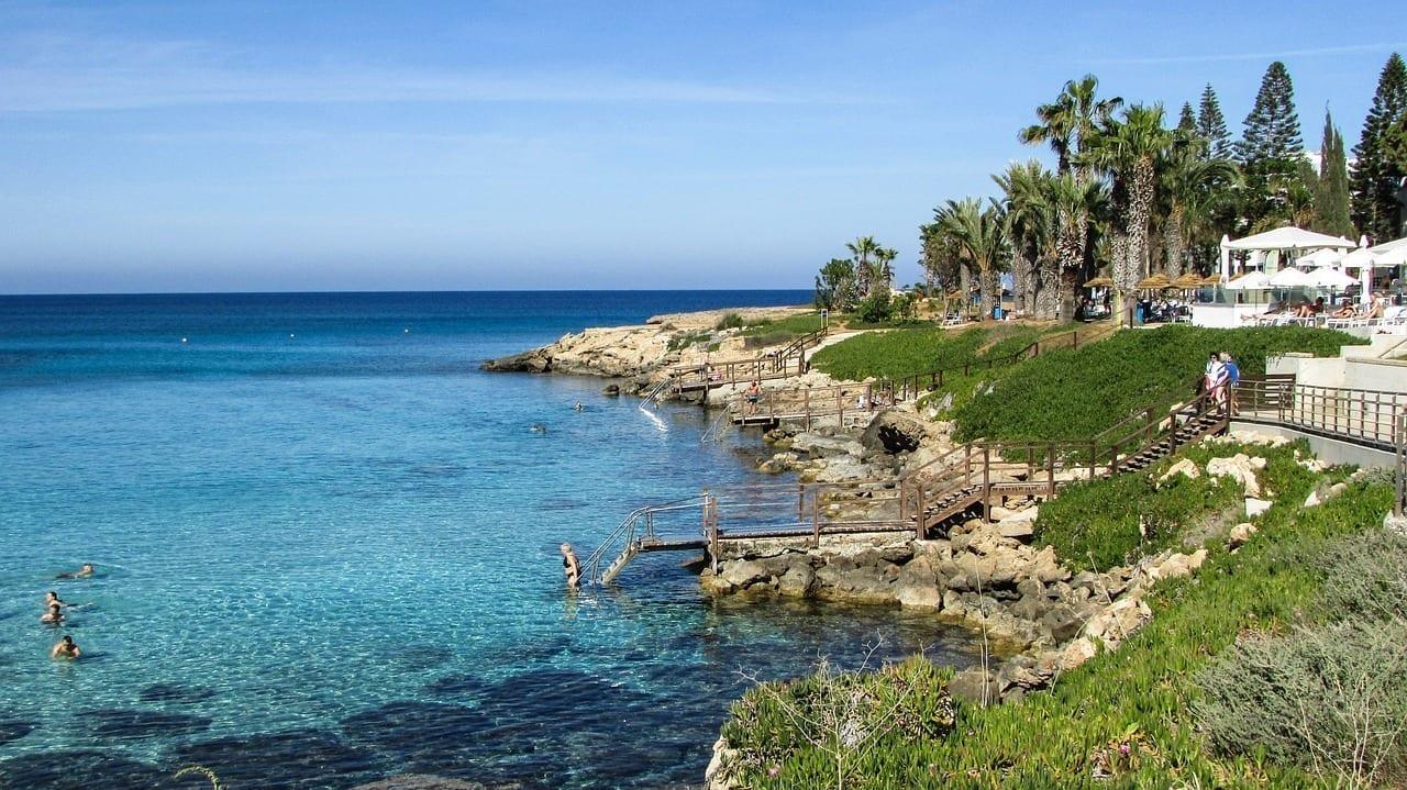 Chipre Protaras Costa Chipre