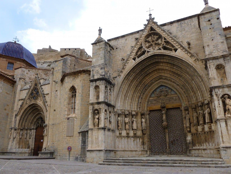 Church of Santa María la Mayor Morella España