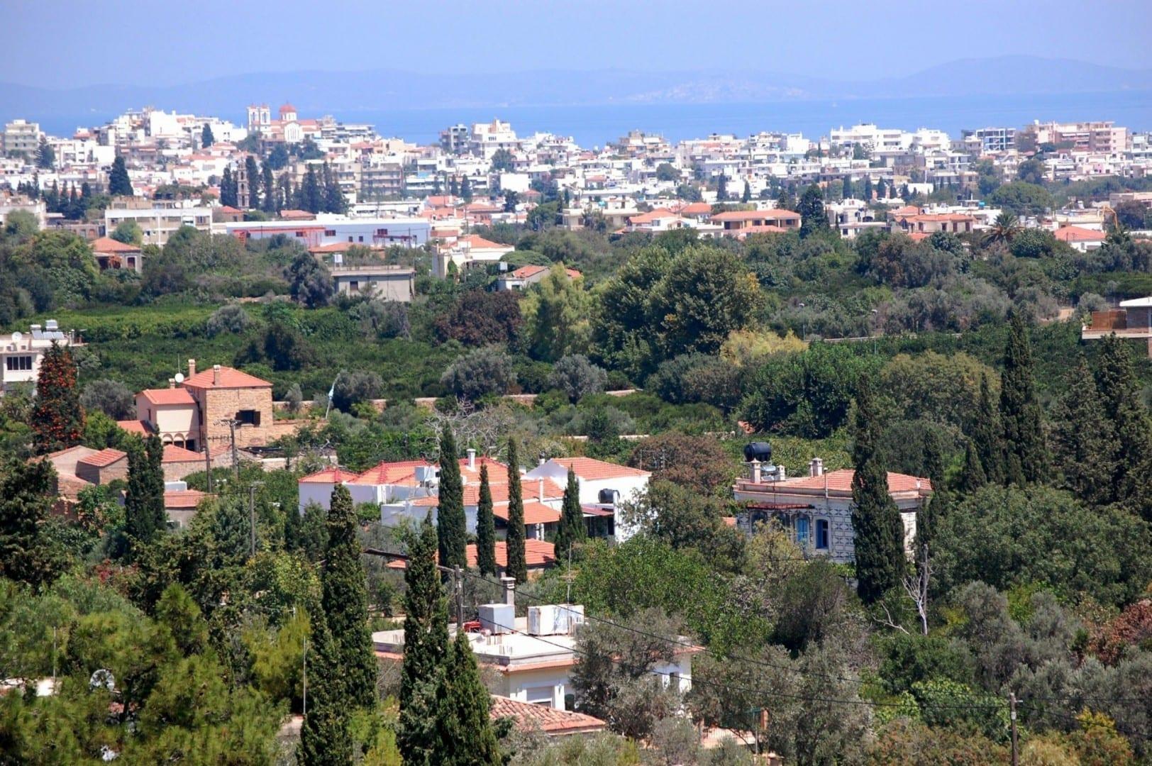 Ciudad de Chios Quíos Grecia
