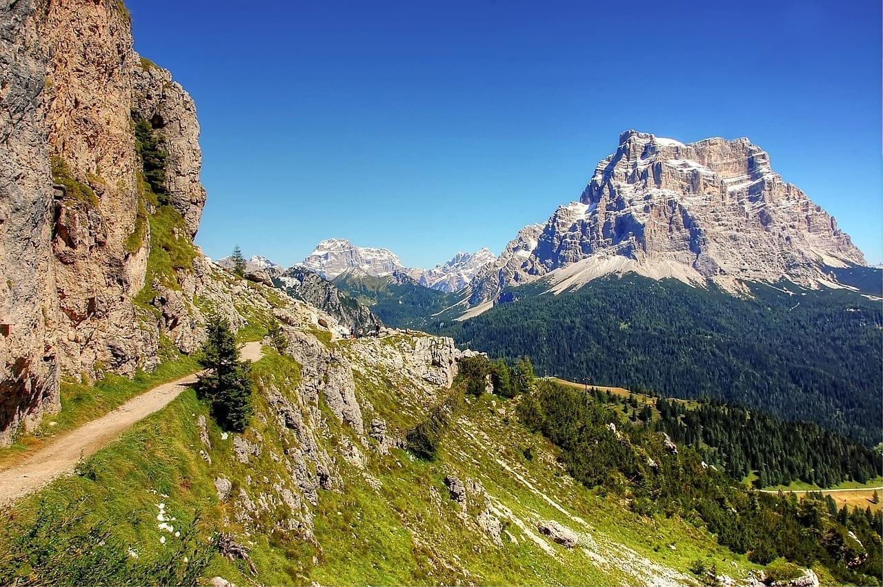 Civetta Monte Pelmo Belluno Italia