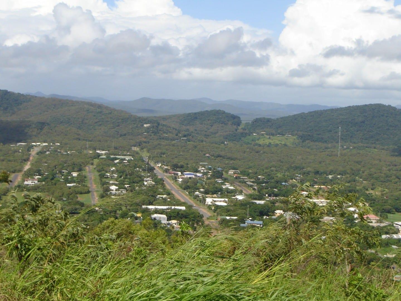Cooktown visto desde Grassy Hill Cooktown Australia