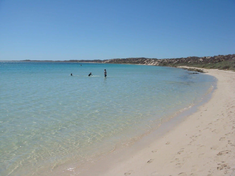 Coral Bay Beach Coral Bay Australia