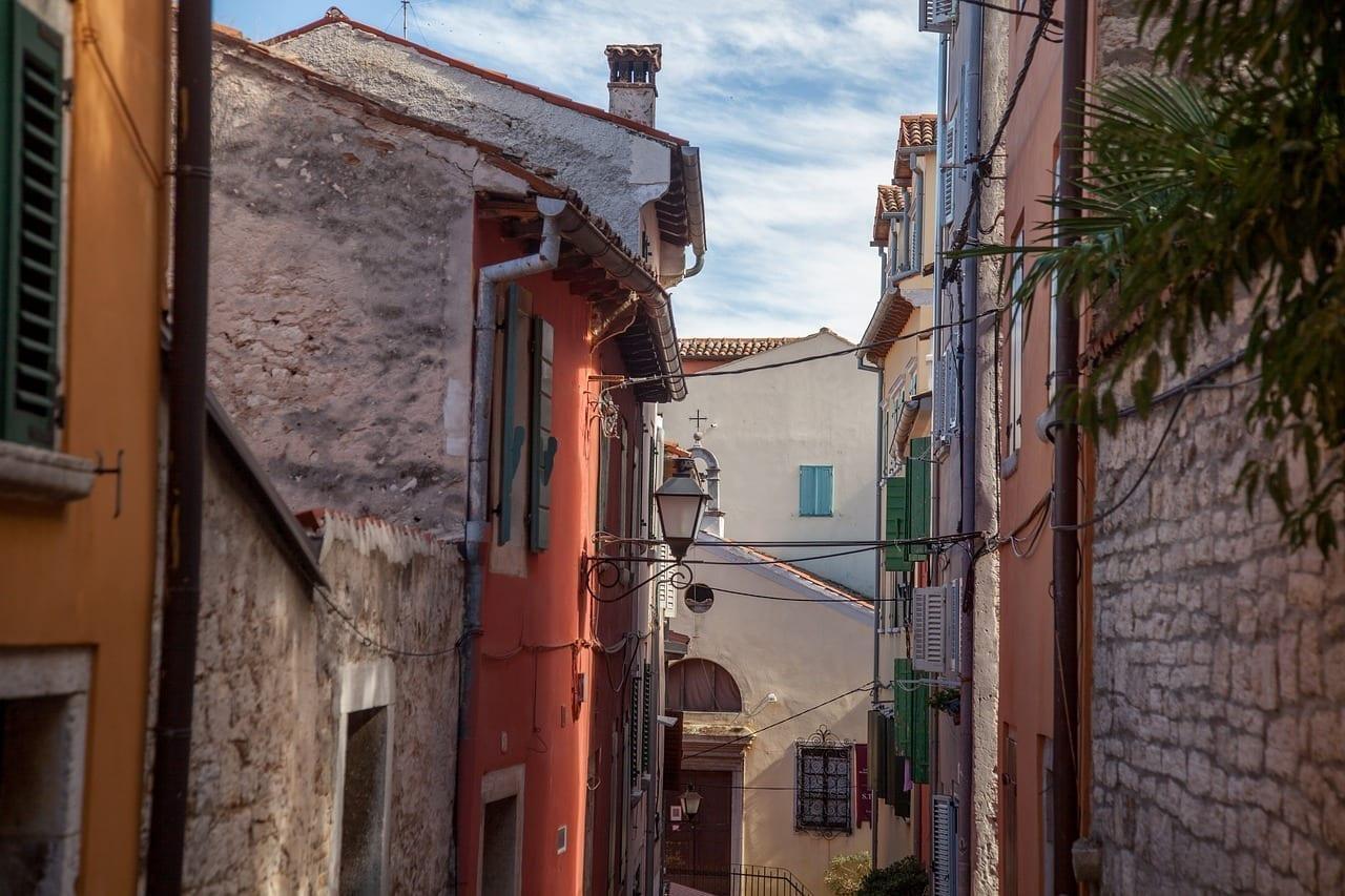 Croacia Istria Centro Historico Croacia