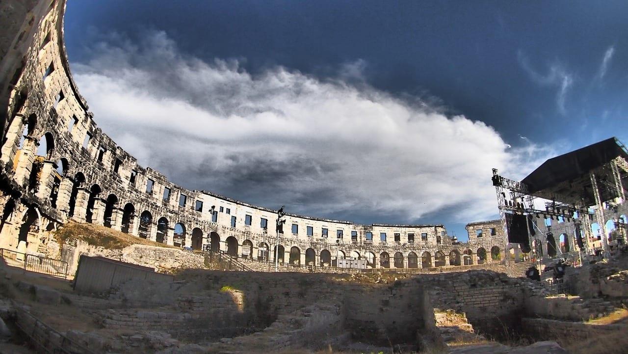 Croacia Lugares De Interés Istria Croacia