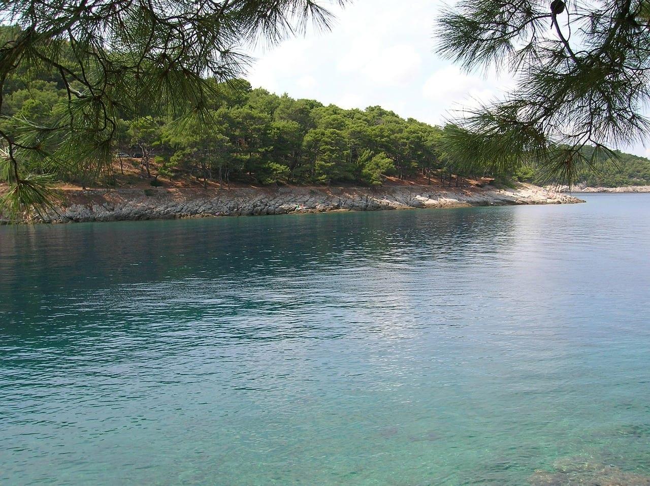 Croacia Mali Losinj Isla De Losinj Croacia