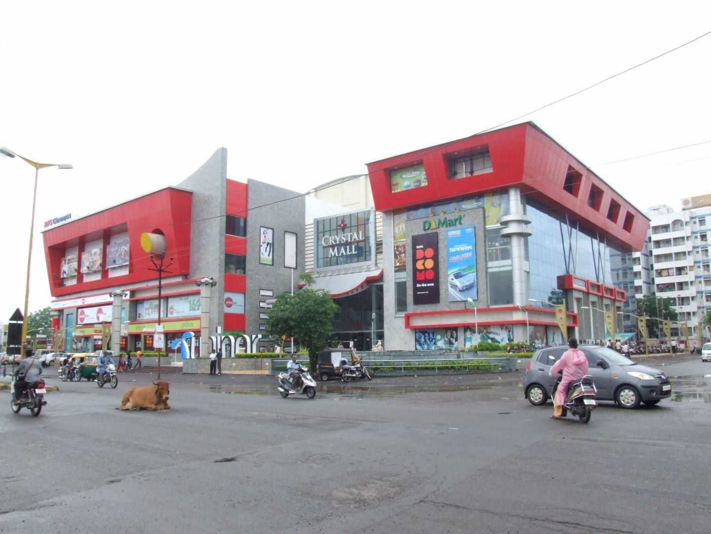 Crystal Mall Rajkot India