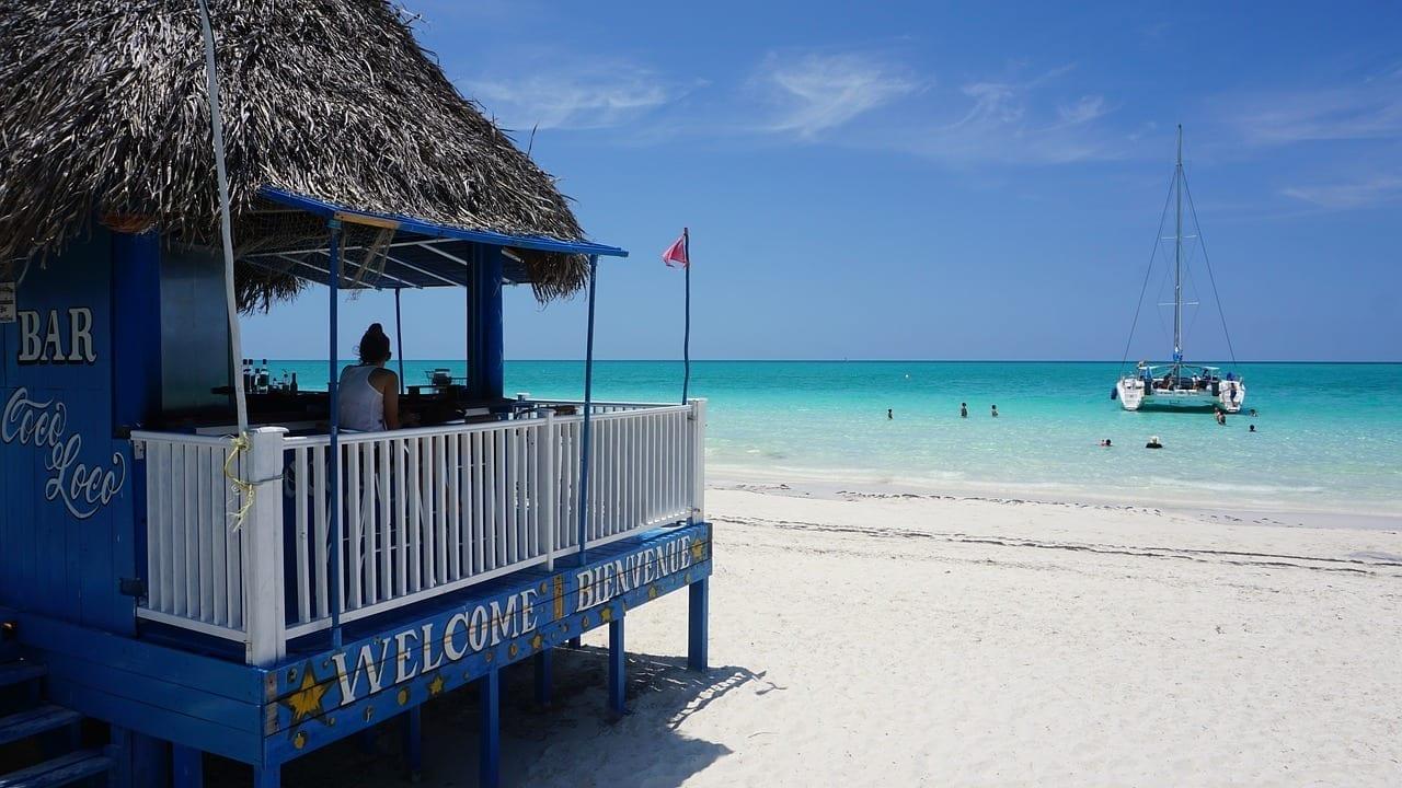 Cuba Cayo Coco Pilar Playa Cuba