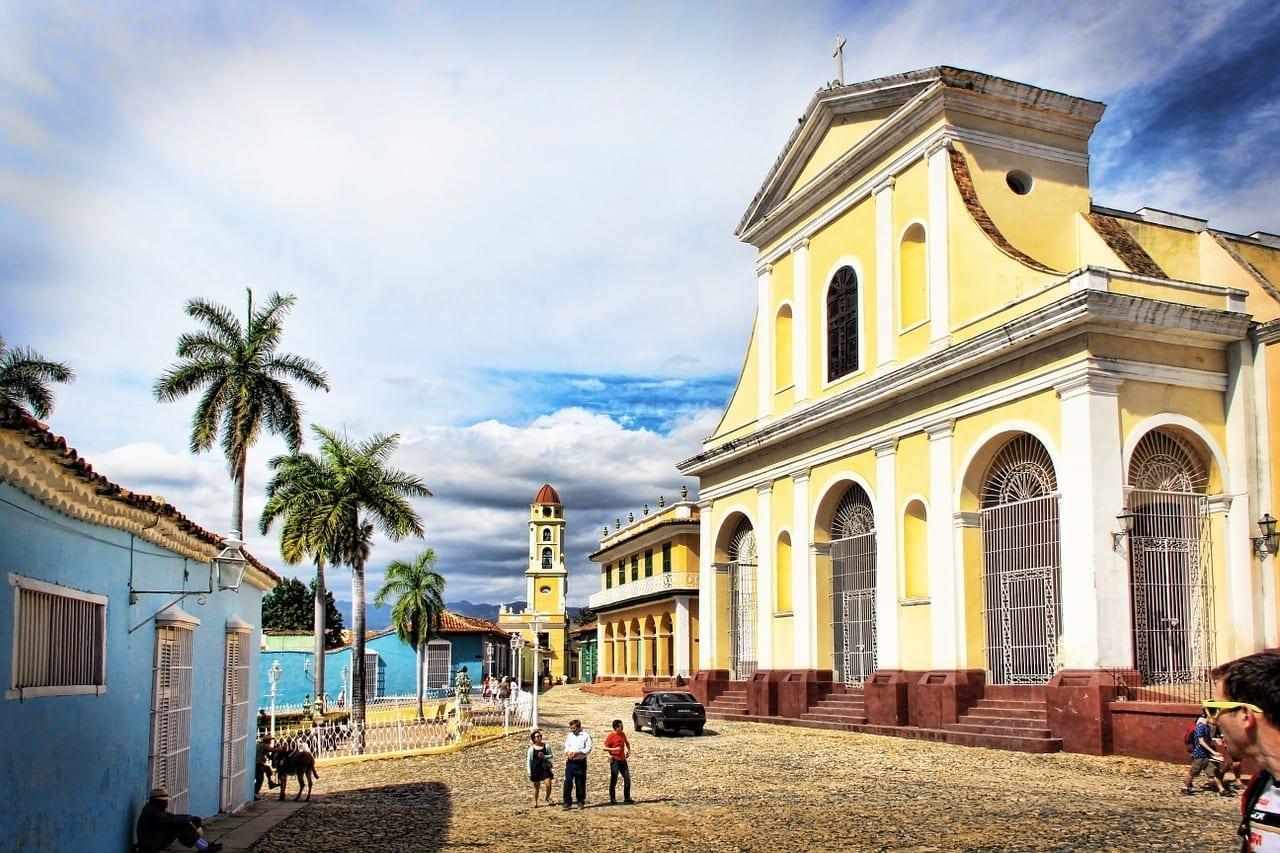Cuba El Caribe Trinidad Trinidad y Tobago