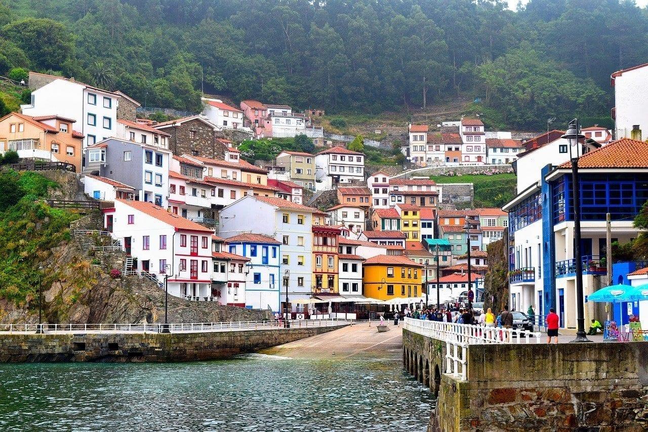 Cudillero Asturias Spain España