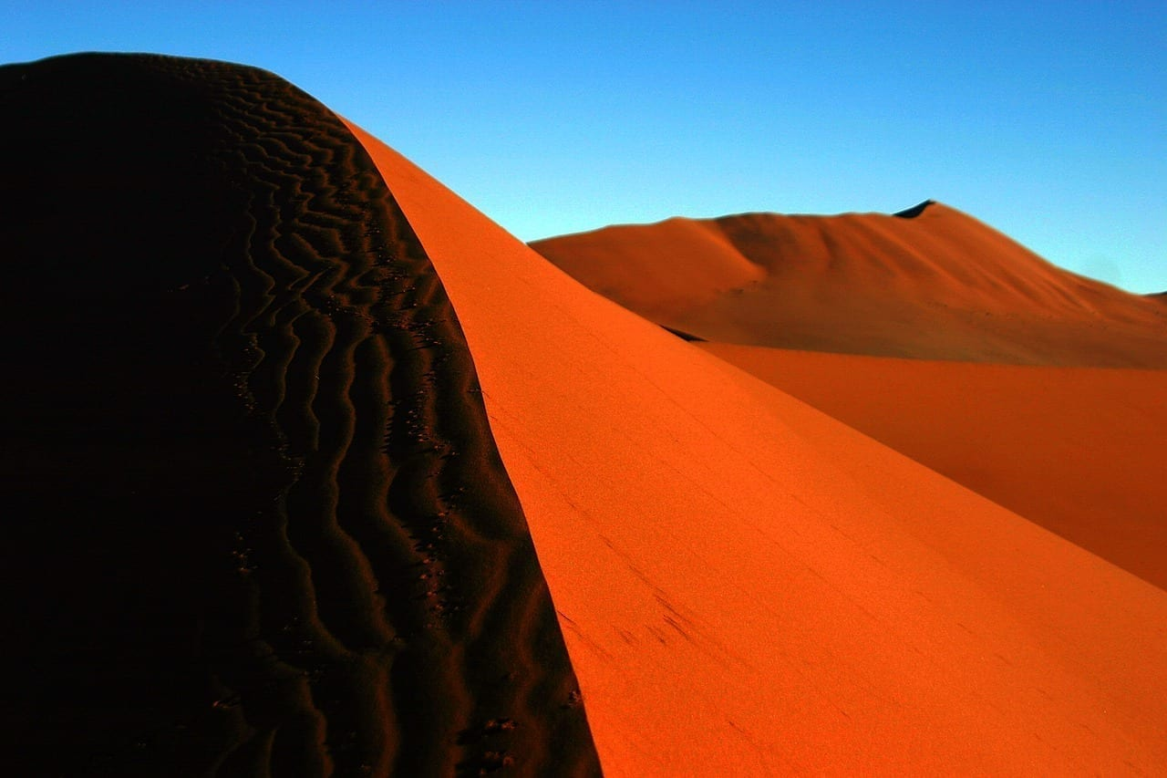 Desierto Sossusvlei Namib Namibia