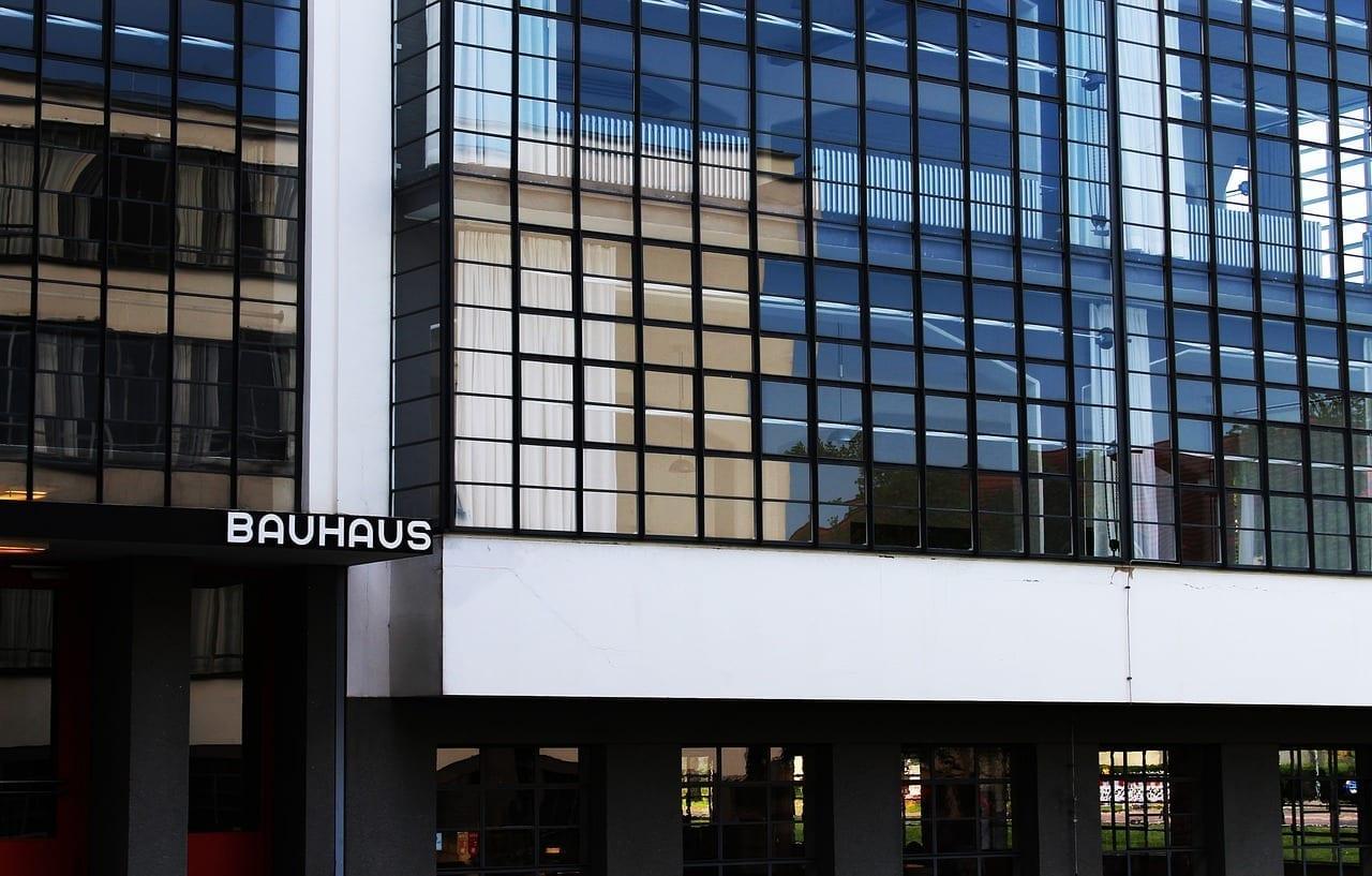 Dessau Bauhaus Fachada Alemania