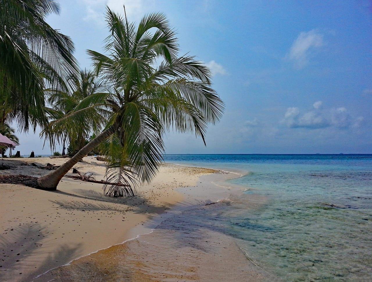 Diablo Isla San Blas Panamá Panamá