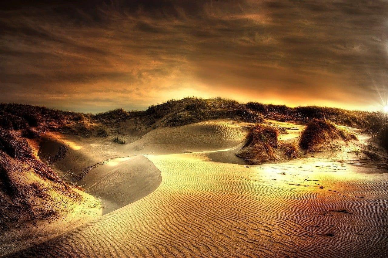 Dunas Mar Mar Del Norte México