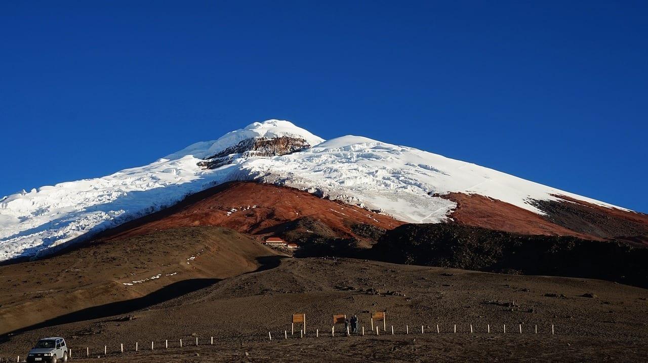 Ecuador Cotopaxi Andes Ecuador