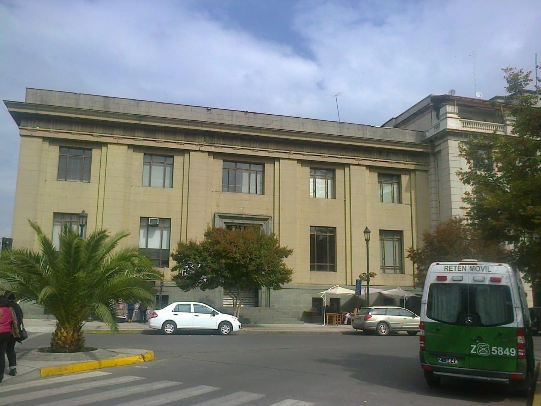 Edificio de la Fiscalía Talca Chile