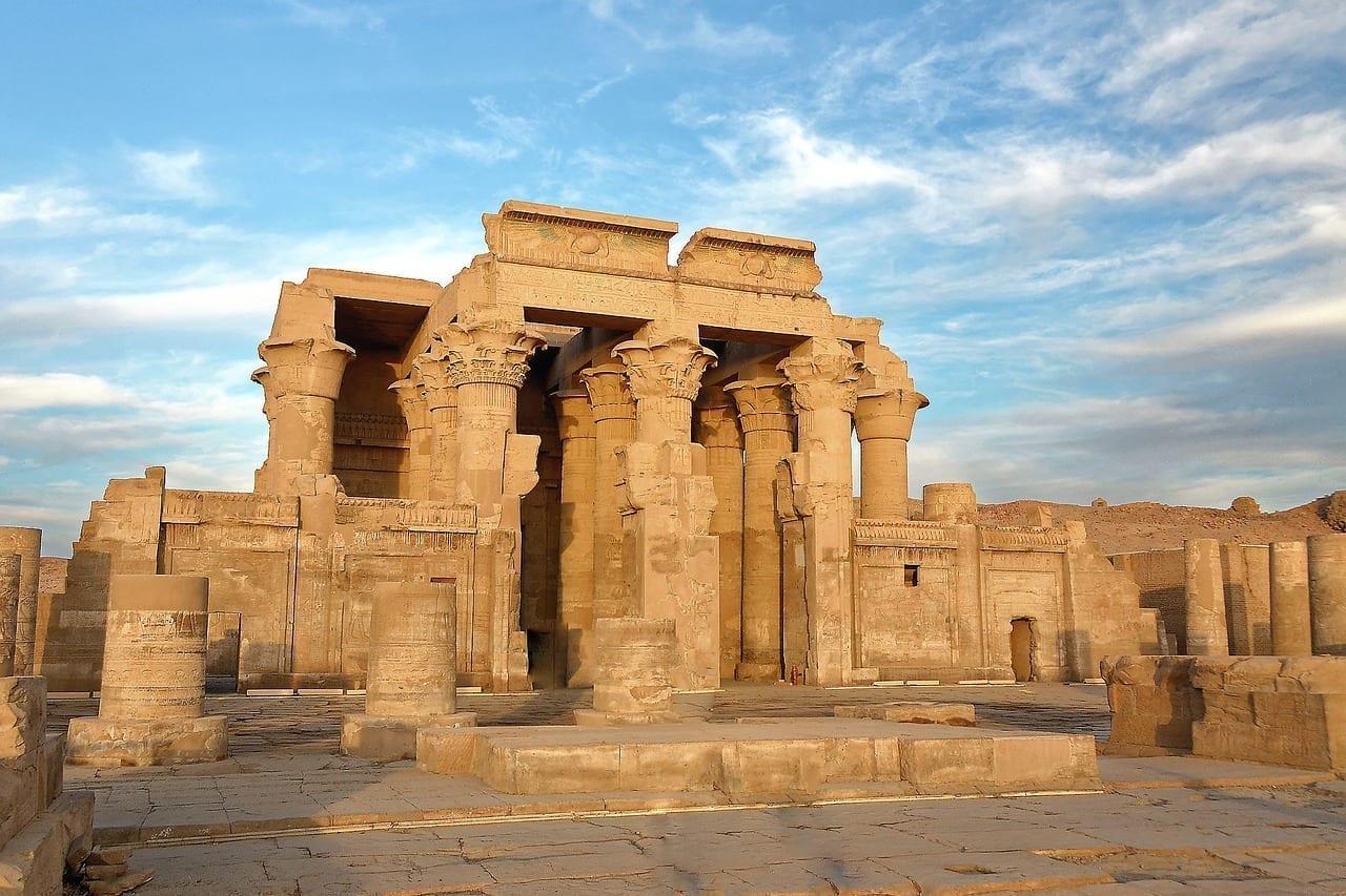 Egipto Kom Ombo Doppeltempel De Kom Ombo Egipto