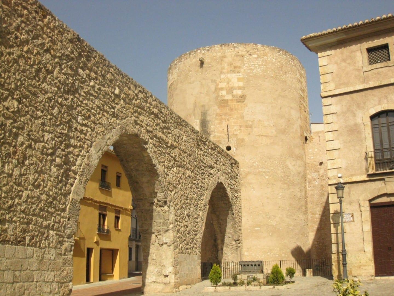 El acueducto y la Torre del Verdugo Segrbe España