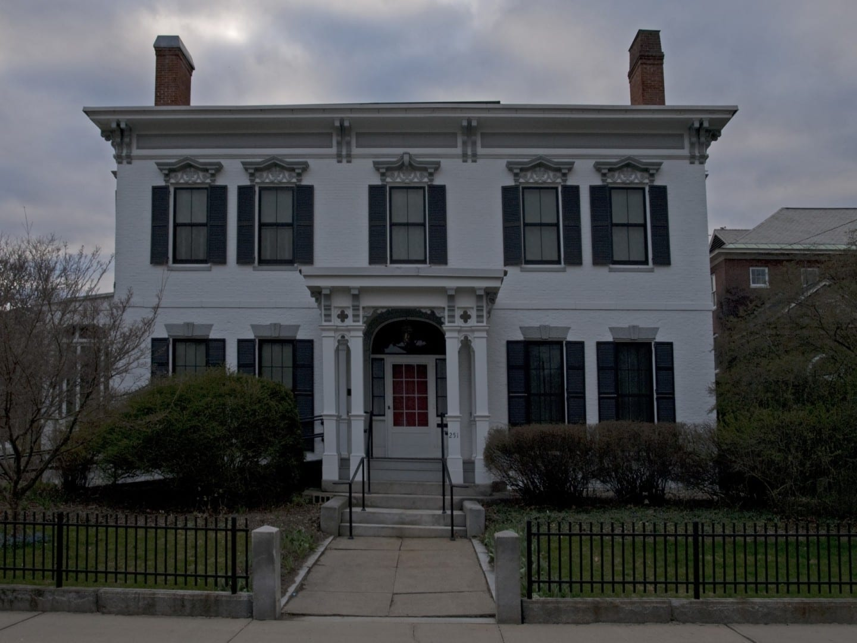 El antiguo hogar del Seminario para Jóvenes Damas Catherine Fiske Keene NH Estados Unidos