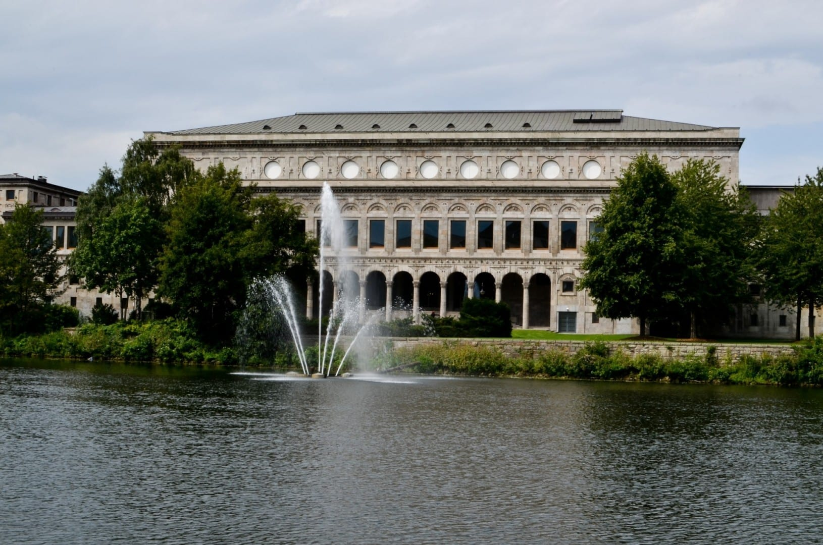 El ayuntamiento de Mülheim Mülheim an der Ruhr Alemania