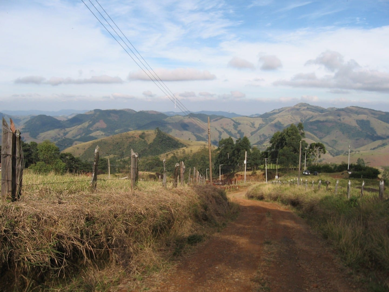 El camino de San Francisco Xavier-Monte Verde. Sao José dos Campos Brasil