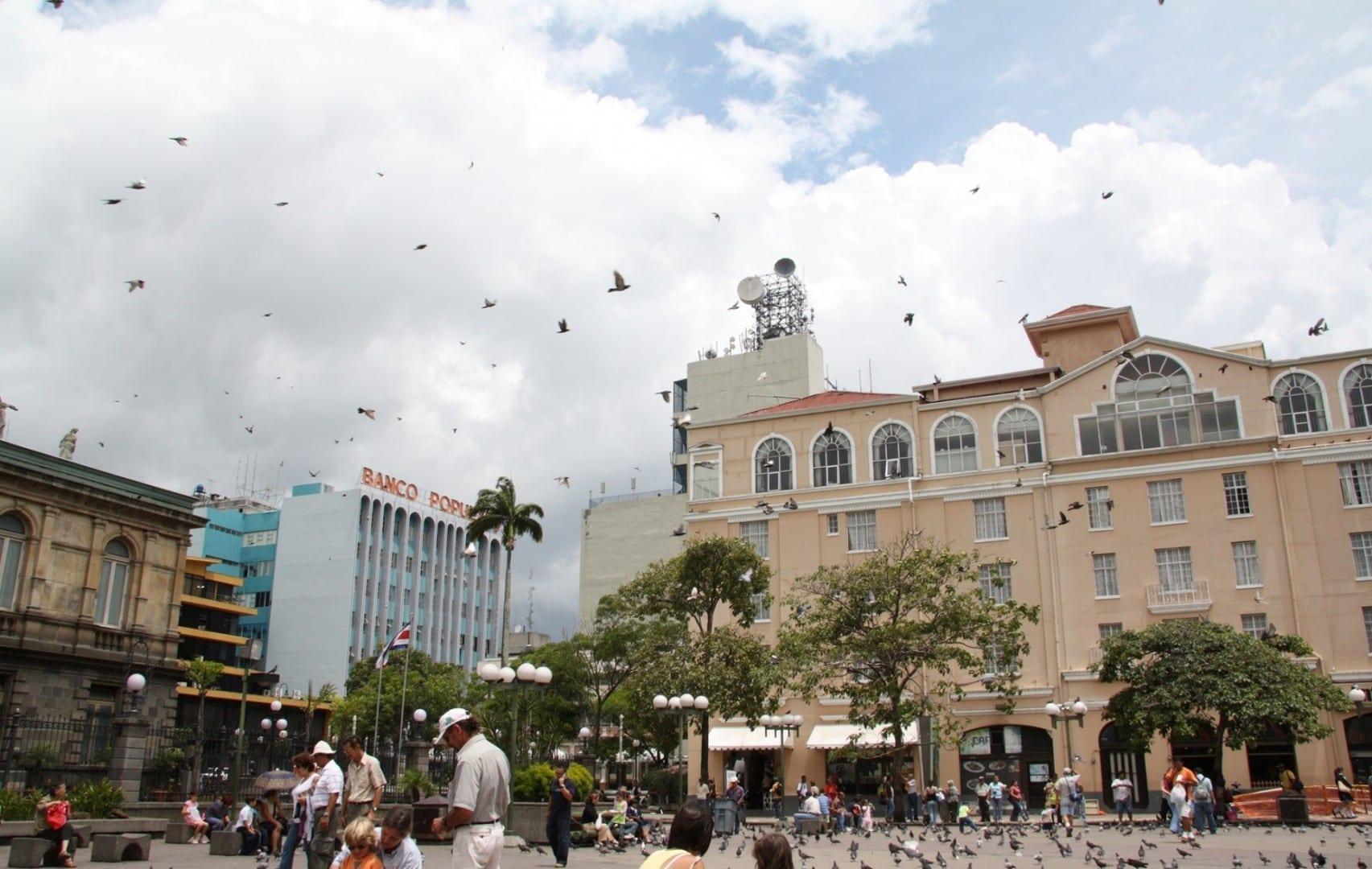 El centro de San José San José Costa Rica