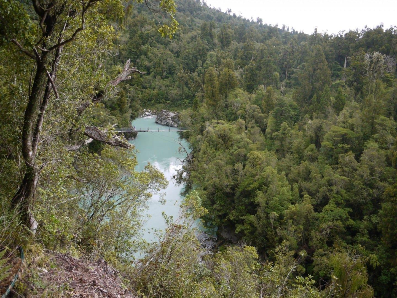 El desfiladero de Hokitika Hokitika Nueva Zelanda