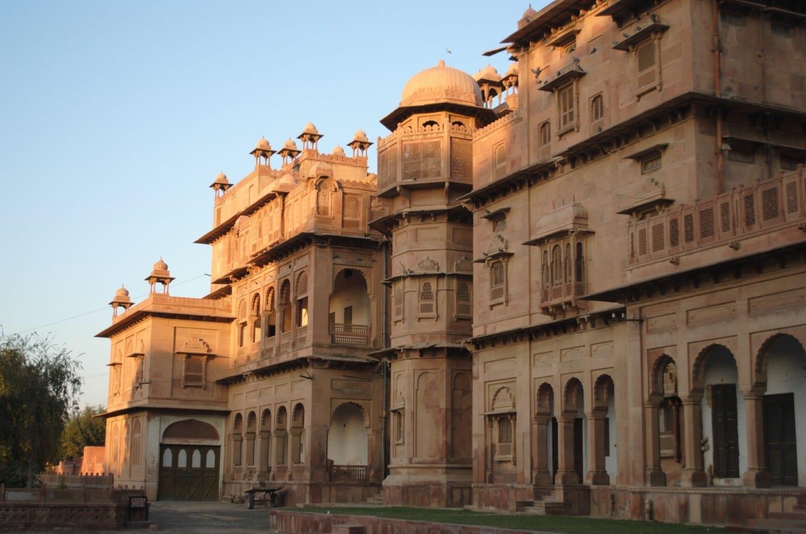 El Fuerte Bican Bikaner India