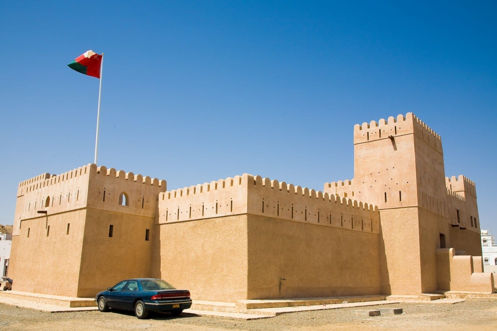 El Fuerte Sunaysilah Sur City Omán