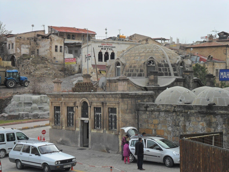 El hammam turco Ürgüp Turquía