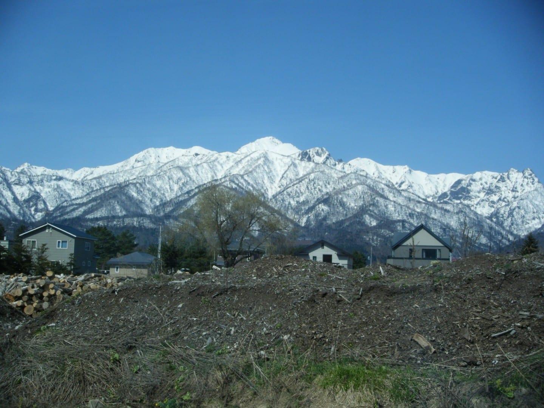 El Monte Ashibetsu Furano Japón