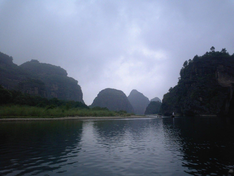 El Monte Longhu Jiangxi China
