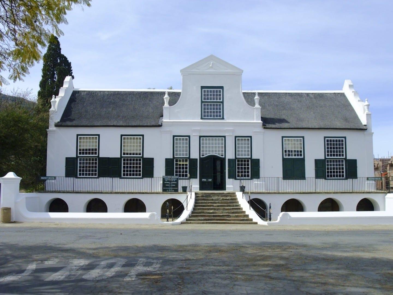 El Museo de la Casa Reinet Graaff-Reinet República de Sudáfrica