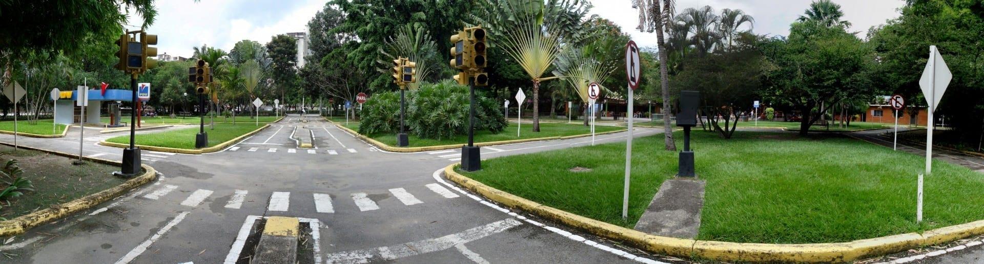 El parque Black Hippolyta Valencia Venezuela