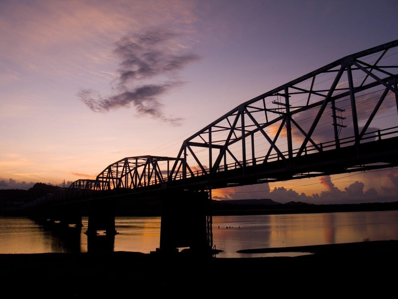 El puente Buntun Tuguegarao Filipinas