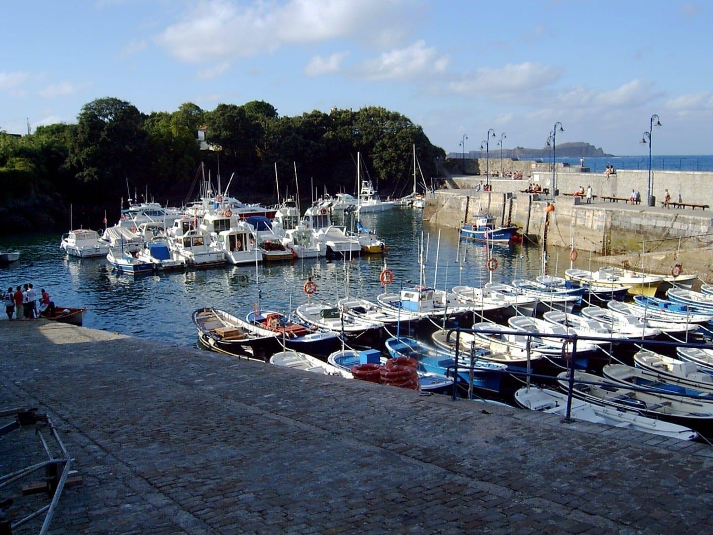 El puerto de Mundaka Mundaka España