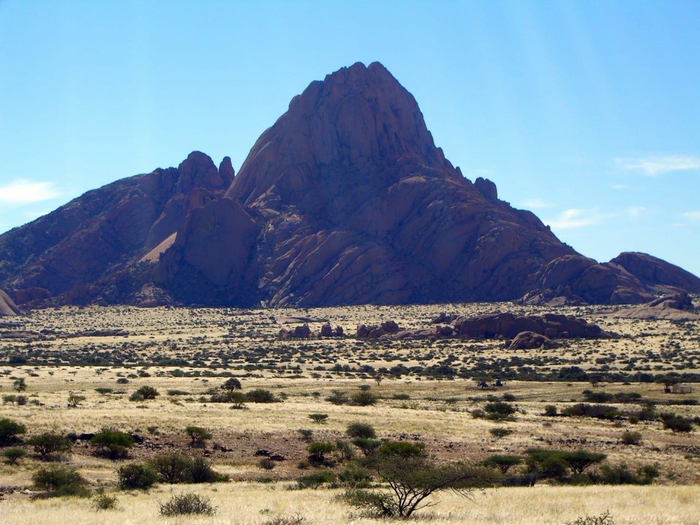 El Spitzkoppe Spitzkoppe Namibia