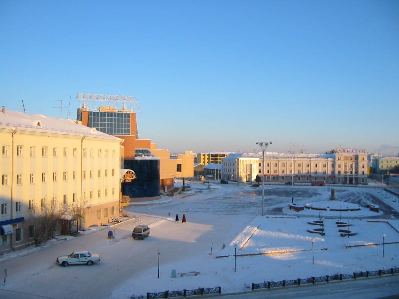El Teatro Yakutsk Yakutsk Rusia