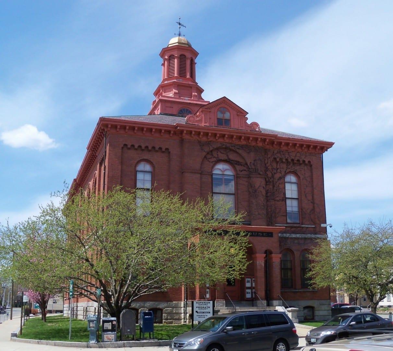 El Tribunal del Condado de Cheshire Keene NH Estados Unidos