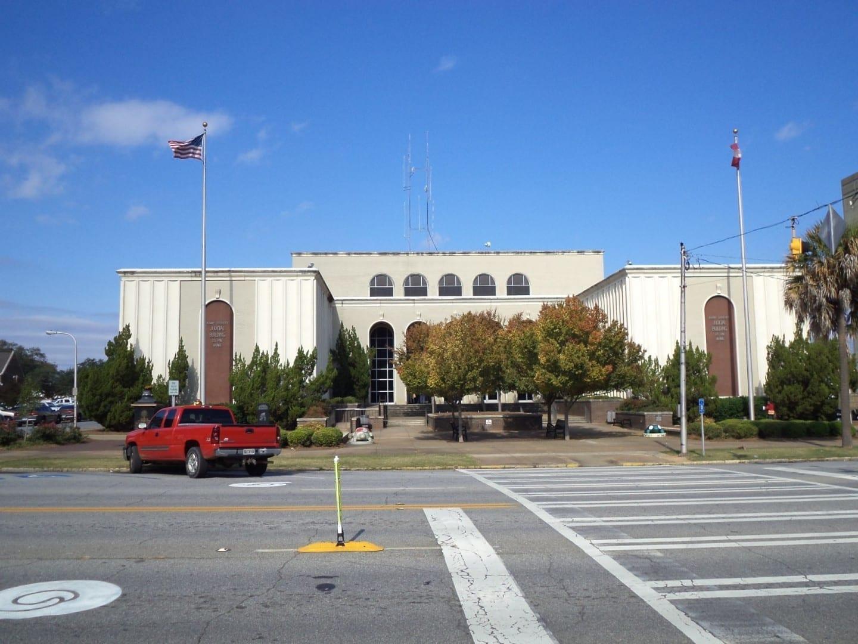 El Tribunal del Condado de Dougherty Albany GA Estados Unidos