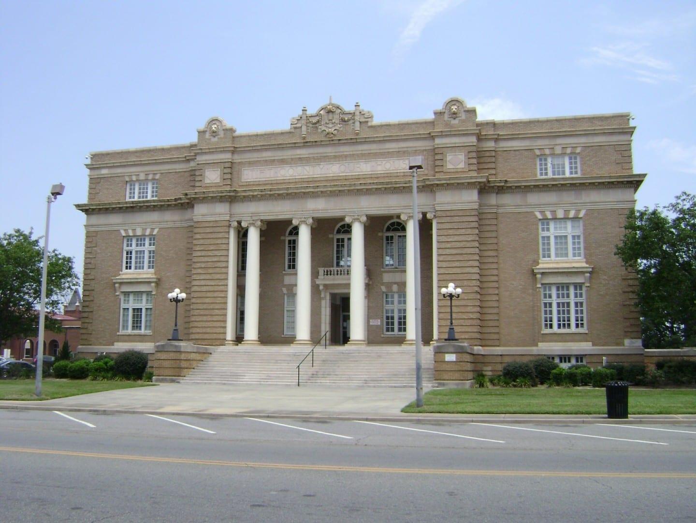 El Tribunal del Condado de Tift Tifton GA Estados Unidos