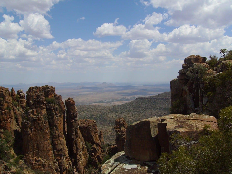 El Valle de la Desolación Graaff-Reinet República de Sudáfrica